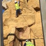 งานหินเทียม ไม้เทียม