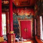 Temple Interior 03 Panting
