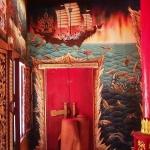 Temple Interior 04 Panting