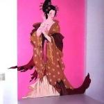 Geisha Mural