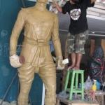 artist sculpture - monument