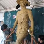 Monument Sculpture Thailand