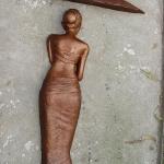 woman sculpture artist